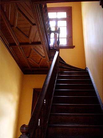 旧岩崎邸 階段