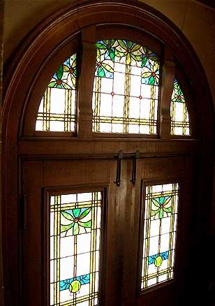 旧岩崎邸 ステンドガラス