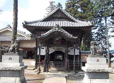 埼玉 鬼神 県 神社