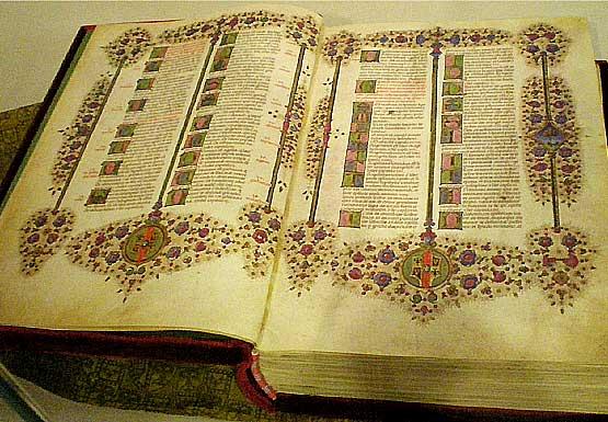 ポルソ・デステの聖書