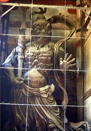 東大寺仁王像