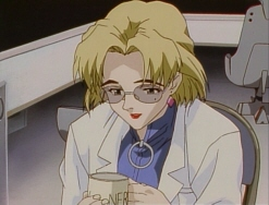 赤木リツコ博士