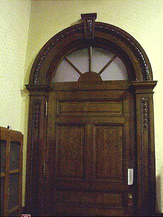 北海道庁旧本庁舎 室内の扉