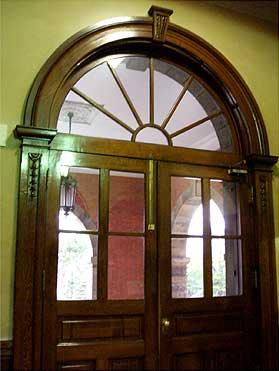 北海道庁旧本庁舎 室内 扉