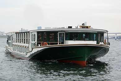 隅田川 水上バス
