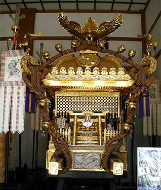 富岡八幡宮 御神輿