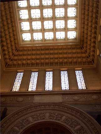 国会議事堂 中央広間
