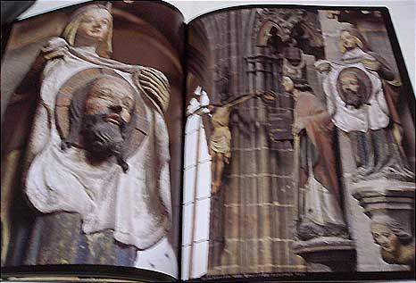 ニュルンベルク聖ロレンツォ教会、聖ヴェロニカ