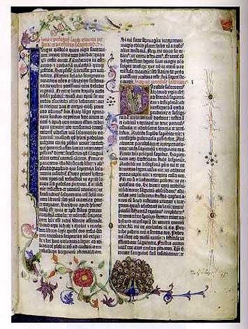 グーテンベルク聖書2