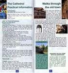 シャルトル大聖堂のパンフ