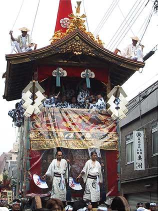 祇園祭り 山車