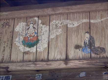岩殿山正法寺