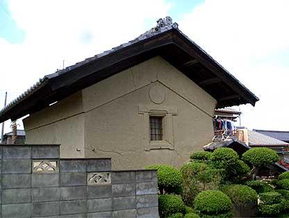嵐山 土蔵