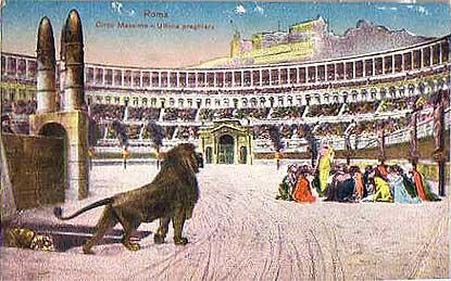 ローマ、コロッセウム