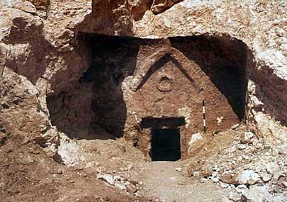 イエスの墓